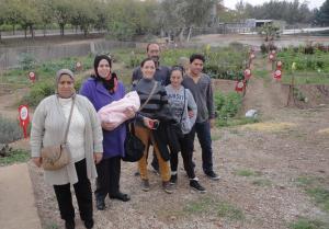 Campus sostenible visita medioambiente idc en proyecto urban