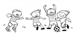 Deporte infantil con Mastros Mundi