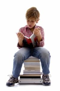 Como animar a los niños a que les guste leer